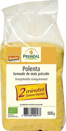 polenta - semoule de maïs précuite, 500 gr