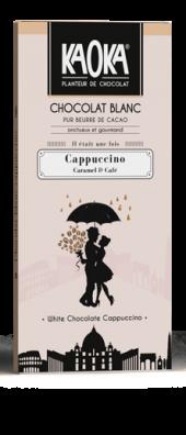 CHOCOLAT BLANC 35% CAPPUCCINO GAMME GOURMET 1