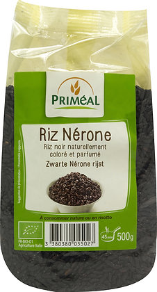 riz nérone ou noir, 500 gr