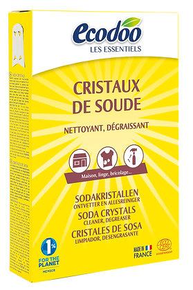 CRISTAUX DE SOUDE, 500 gr