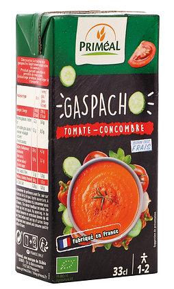 gaspacho Tomates Concombres, 33 cl