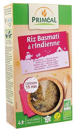 riz Basmati à l'indienne, 250 gr