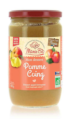 COMPOTE POMME - COING 680 gr
