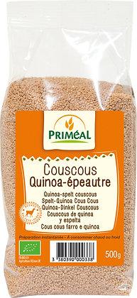 couscous quinoa épeautre, 500 gr