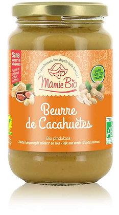 BEURRE DE CACAHUÈTE 100% 350 gr