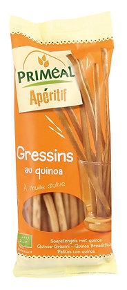 gressins quinoa, 120 gr