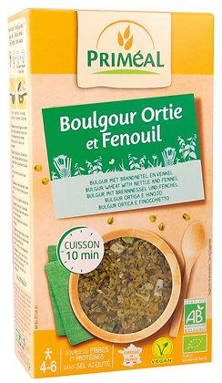 boulgour Ortie et Fenouil, 300 gr