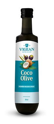 HUILE BIO COCO - OLIVE 50 cl