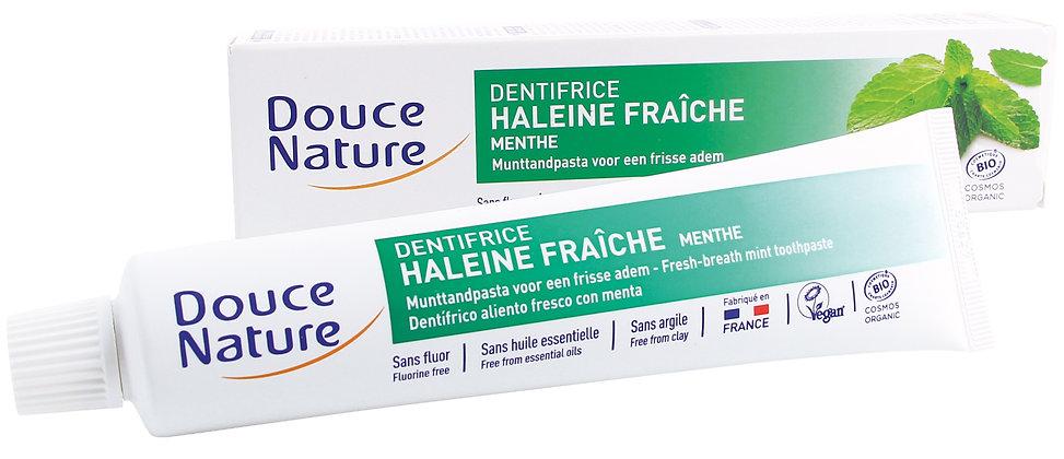 DENTIFRICE menthe, 75 ml