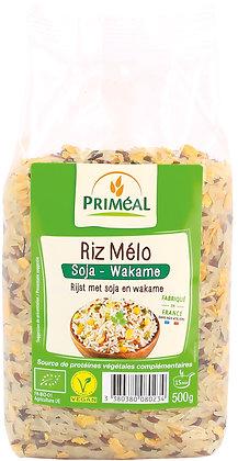 riz mélo soja - wakame, 500 gr