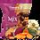 Thumbnail: LE MIX (mélange de chips de légumes) 90 gr