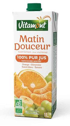 PUR JUS MATIN DOUCEUR brique 1 l