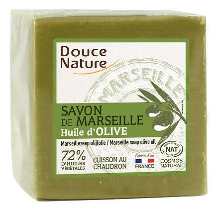 SAVON DE MARSEILLE l'huile d'olive, 600 gr