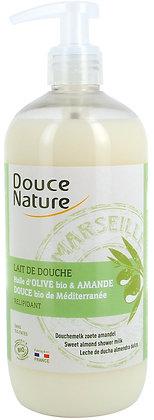LAIT DE DOUCHE huile d'olive & amande, 500 ml