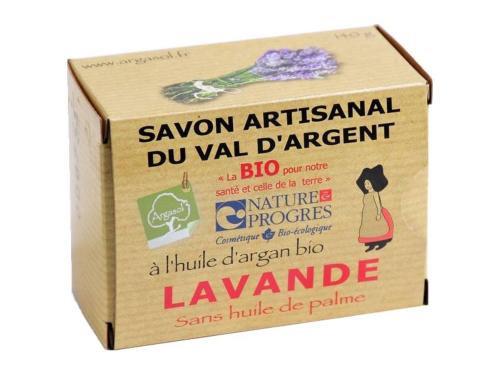 SAVON A LA LAVANDE, 140 gr