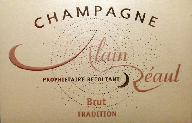 """CHAMPAGNE """"TRADITION"""", 75 cl"""