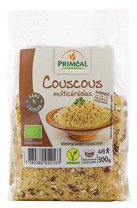 couscous multicéréales, 300 gr