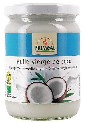 huile vierge de coco, 500 ml