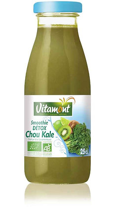 SMOOTHIE DETOX CHOU-KALE 25 cl