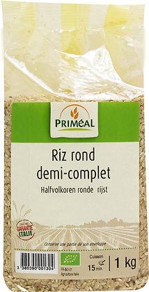 riz rond 1/2 complet, 1 kg