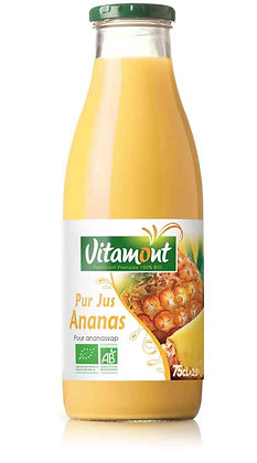 PUR JUS D'ANANAS 75 cl