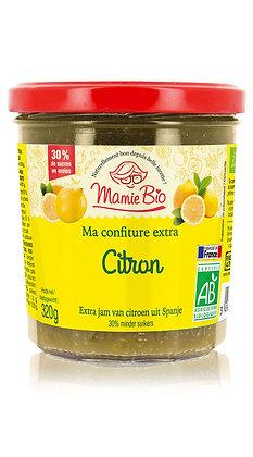 CONFITURE EXTRA DE CITRON 320 gr