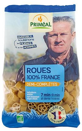 roues 100% France demi-complètes, 500 gr