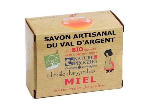 SAVON AU MIEL, 140 gr