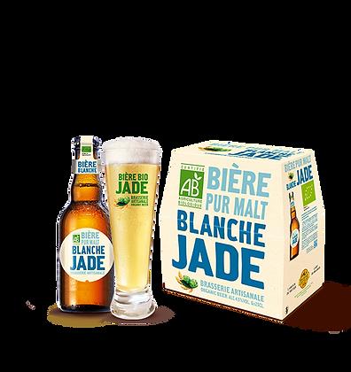BIÈRE BLANCHE PACK, 6 x 25 cl