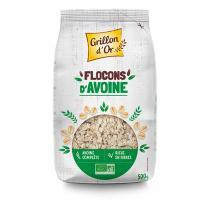 FLOCONS D'AVOINE, 500 g