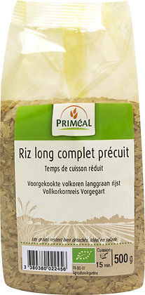 riz long complet incollable, 500 gr