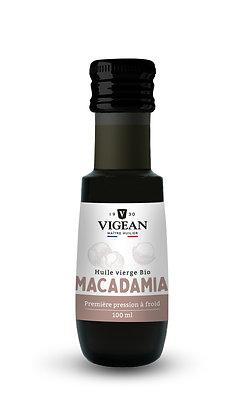 HUILE DE MACADAMIA BIO 100 ml