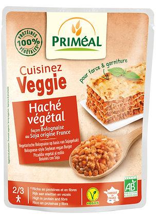haché végétal façon bolognaise au soja, 250 gr