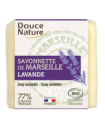 SAVONNETTE DE MARSEILLE lavande, 100 gr