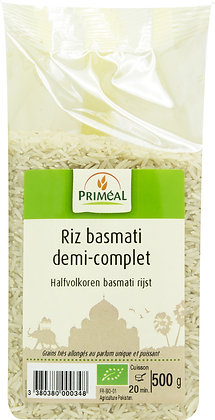 riz basmati 1/2 complet, 500 gr