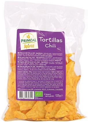 tortillas chili, 125 gr