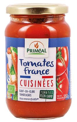 sauce tomates France cuisinées aux légumes, 350 ml