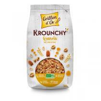 KROUNCHY GRANOLA, 500 g