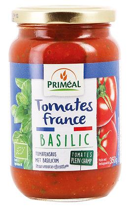 sauce tomates France basilic, 350 ml