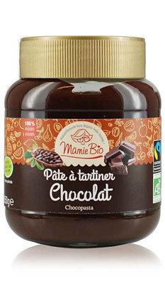 PÂTE A TARTINER CHOCOLAT 350 gr