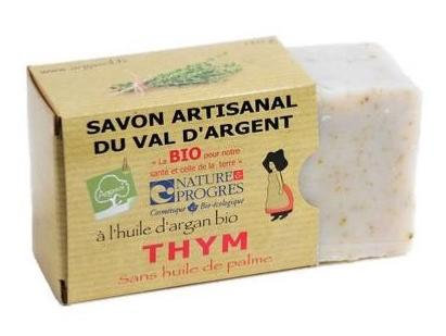 SAVON AU THYM, 140 gr