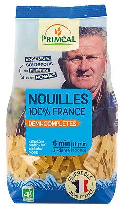 nouilles 100% France blanches, 500 gr