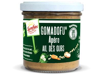 GOMADOFU APERO ail des ours 140 gr
