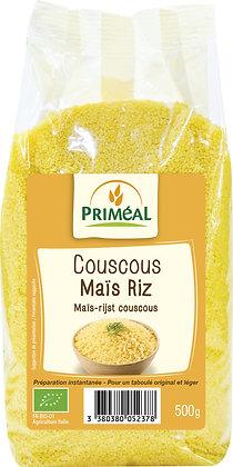 couscous maïs riz, 500 gr