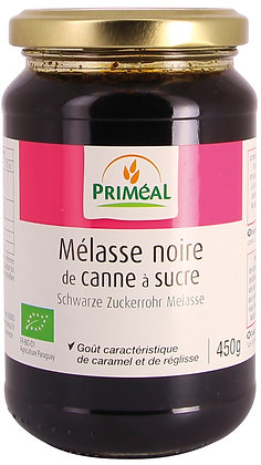 mélasse noire, 450 gr