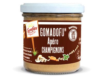 GOMADOFU APERO au champignons 140 gr