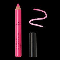 Crayon rouge à lèvres Rose Bonbon Certifié bio