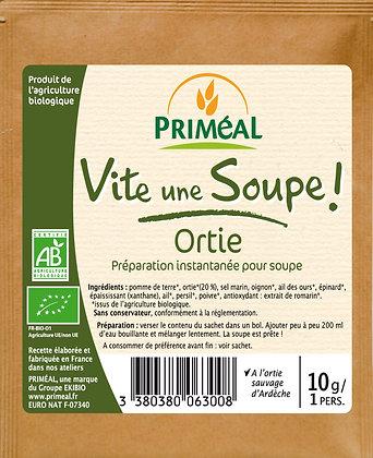 soupe à l'ortie, 10 gr