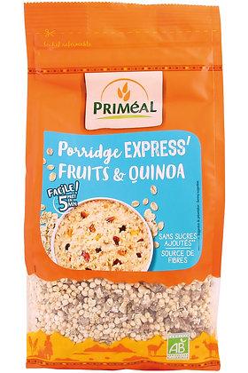 porridge express fruits & quinoa, 350 gr