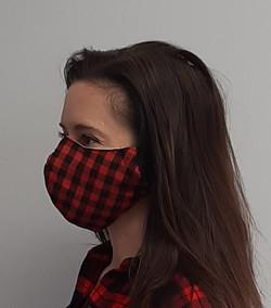 Jen side profile - Head only